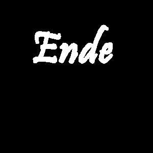 Ende, Geschenk, Idee