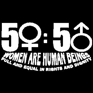 Frauen-Gleichheits-Tageshemd