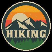 Hiking forever!