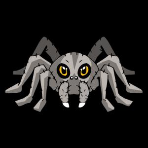 Spinne Vogelspinne Tarantel comic