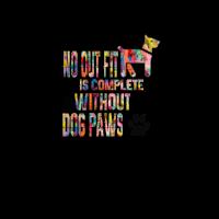 Kein Outfit ohne Hundepfoten