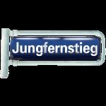 Jungfernstieg | altes Straßenschild | Hamburg
