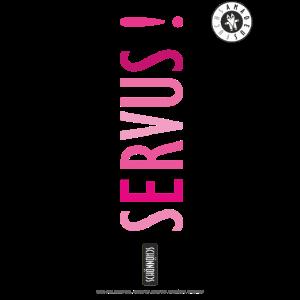 Magenta Servus - Attention Signal