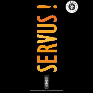 Orange Servus - Enjoyment Signal