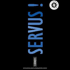 Blue Servus - Harmony Signal