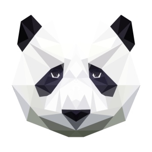 Angry Panda Polygon Petcontest