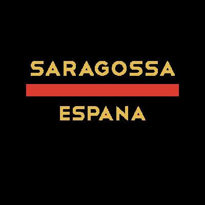 11bb7195a0d1 Saragossa Shirt Spanien Espana - Saragossa ist eine Stadt in Südspanien.  Schönes und cooles Saragossa