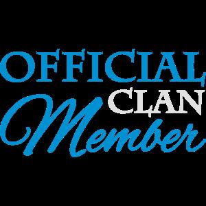 Official clan member