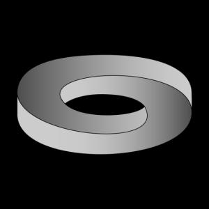Optische Täuschung, Donut Kreis