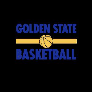 Golden State Basketball Geschenk Sport Teamshirt