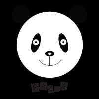 Panda Geschenk