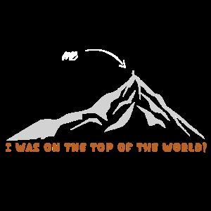 Bergsteiger Bergsteigen Gipfel Gebirge Geschenk