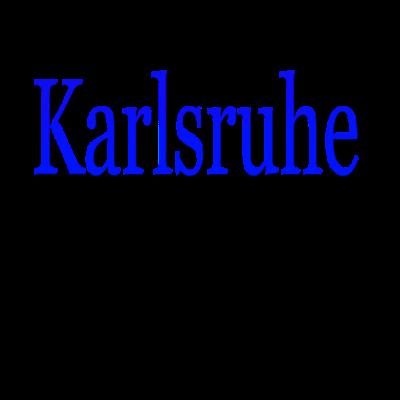 Karlsruhe In Baden daheim Blue - Für alle die Karlsruhe lieben und dies auch der Welt zeigen möchten. Perfekt auch als Geschenkidee geeignet. - Karlsruher SC,fußballverein,sport,Durlach,Städte,Gegengerade,fanblock,KSC,Karlsruhe,Stadt,Stadtteil,Ultras,fanartikel,pyro,Marktplatz,süddeutschland,Streetwear,Baden-Württemberg,Fußballmannschaft,Baden,fankurve,Fußball