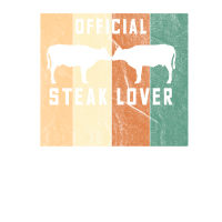 Official Steak Lover - Fleisch Liebhaber