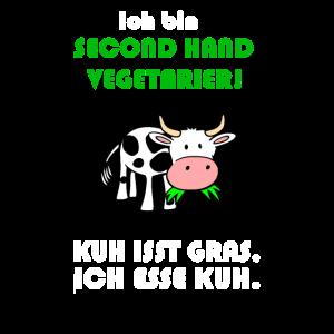 Kuh Vegetarier