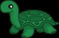 Motif Isgrael la tortue