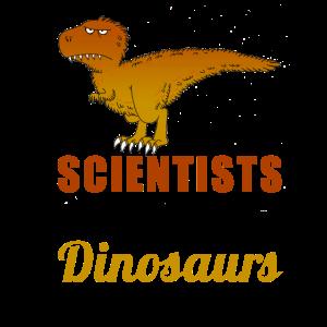Wissenschaftler zerstörten Dinosaurier