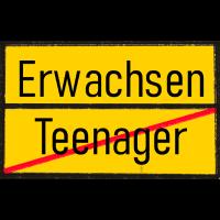 Vom Teenager zum Erwachsenen