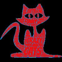 Kunst Katze