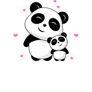 I'm The Little Sister - Kleine Panda Schwester