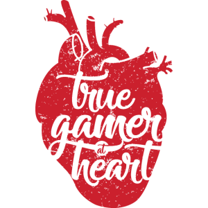 Gamer Gaming Games Heart Console Game Nerd Gift