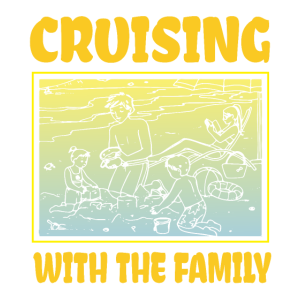 Familienausflug Strand