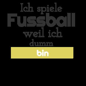 Fussball dumm