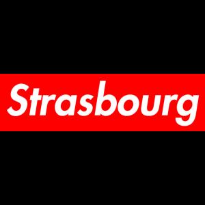 Strasbourg, Stadt im Osten Frankreichs