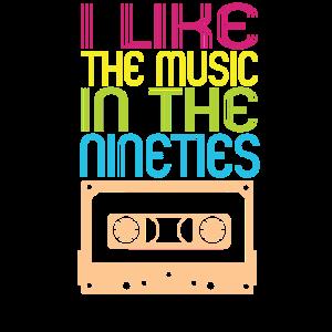 90er Musik Kassette Geschenkidee