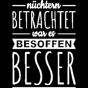 OKTOBERFEST - Besoffen Besser