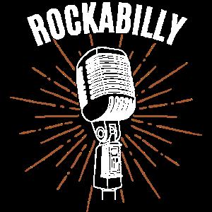 Rockabilly Rock 'n' Roll Retro Vintage Elvis Musik
