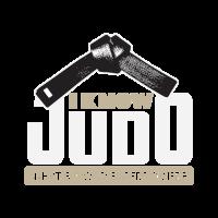 I Know Judo Schwarzer Gurt