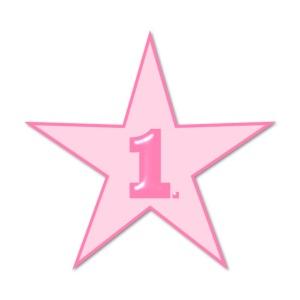 Erste Stern Erste Klasse Einschulung star
