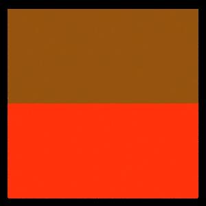 Quadrat Braun Rot