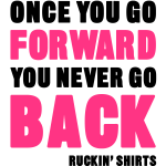 Once You Go Forward