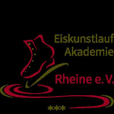 Original Logo Eiskunstlauf Akademie Rheine e.V. - Das original Logo unseres Vereins auf deinem T-shirt, Pullover oder Turnbeutel! - Logo,Eiskunstlauf,figure-skating-academy,Sportvereinrheine,Rheine,EARheine,Eiskunstlaufakademie