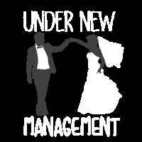 neues management für braut und Bräutigam Hochzeit