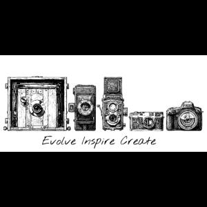 Mein Evolve-Inspire-Create-Logo