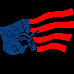 AMERIKANISCH STOLZ