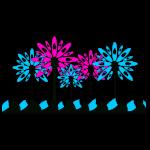 Fleur kayak