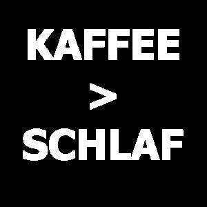 Für Kaffeetrinken und Langschläfer