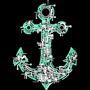 Anker - Elektronisch - Seefahrt - Electric Anchor