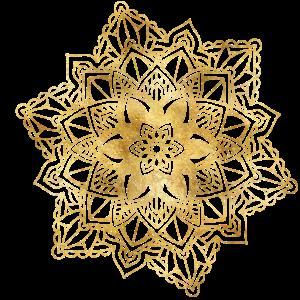 Mandala Gold!