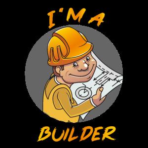 I am a builder - Ich bin ein Baumeister