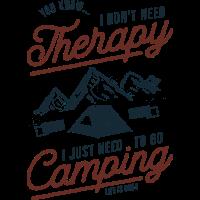 Camping Camper Zelten Geschenk Natur