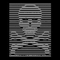 Illusion, Totenkopf, 3D-Effekt