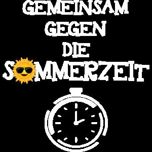Sommerzeit Zeitumstellung Uhr