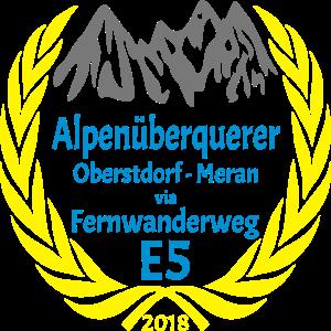 Alpenüberquerer E5 2018
