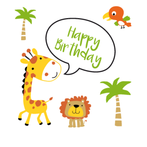 Happy Birthday Glückwunsch zum Geburtstag