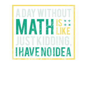 Funny math teacher gift